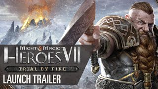Видео Might & Magic: Heroes VII - Trial by Fire