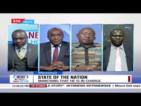 """He failed to distance himself from the process"", Barrack Muluka on how President has handled BBI"