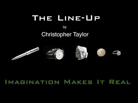 The Line Up by Christopher Taylor