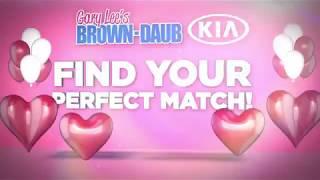 Happy Valentine's Day from Brown Daub