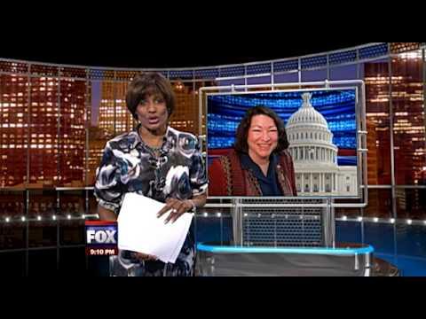 FOX News Virtrual Set Design