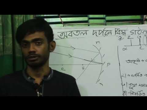 Ray Diagrams of concave Mirror Part 2 | Concave Mirror | HSC Physics BanglaTutorial