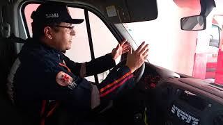 Dicas na condução de veículos de emergência