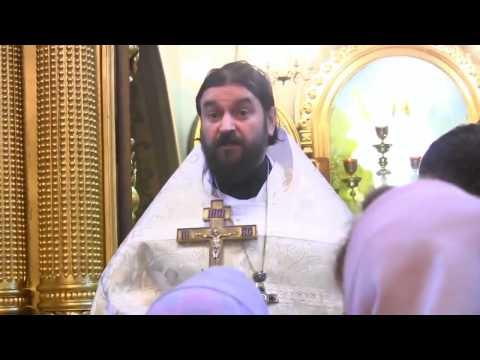 Тольятти служба в церкви
