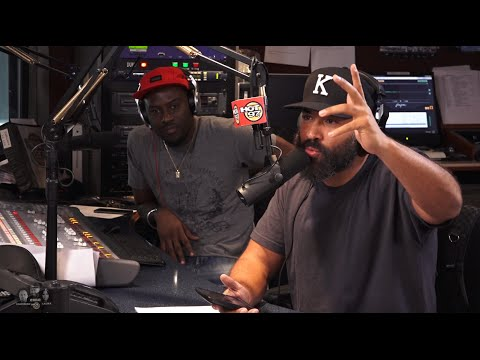 Ebro in The Morning Responds to Drake saying