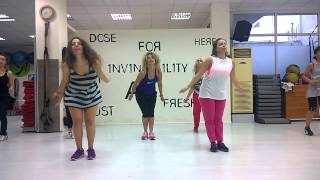 Zumba with Errika - Sexual Revolution -Army of Lovers