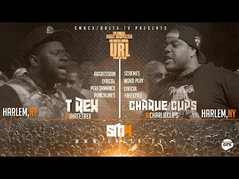Download T-REX VS CHARLIE CLIPS SMACK/ URL | URLTV HD Mp4 3GP Video and MP3