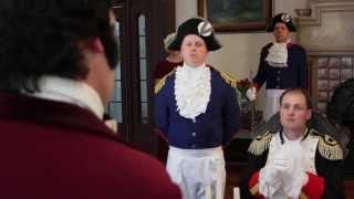 Lodewijk Napoleon bezoekt Oisterwijk