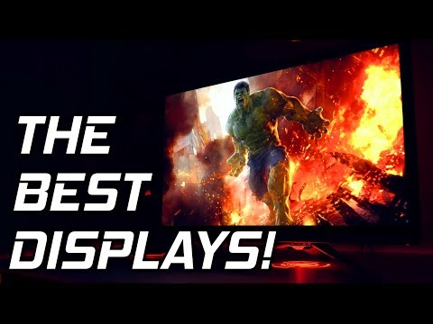 The PC Monitor Buyers Guide 2018! 😁 (Best 4K, Ultrawide and Gaming!)