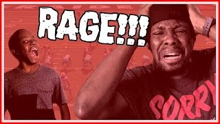 RAGING WHILE TEACHING MY LITTLE BROTHER MADDEN! - Coach Mav Ep.3 | Madden 17 Online Gameplay