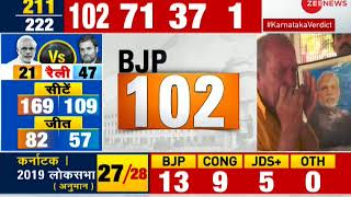 BJP takes big lead; Watch BJP