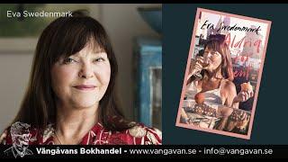 Bokhandlarn samtalar med Eva Swedenmark