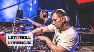 DJ HYPE B2b HAZARD I Let It Roll 2017