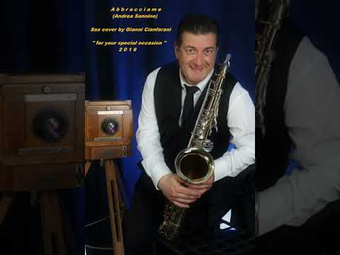 "Gianni Cianfarani SAX ""for your special occasion"" Sax aperitivo in musica / club Sora Musiqua"