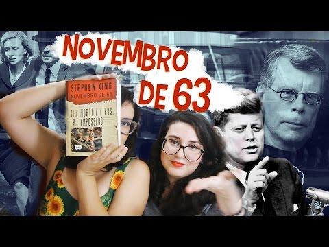 Novembro de 63: Livro e Minissérie