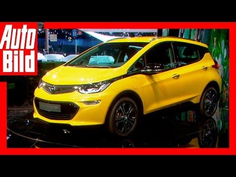 Opel Ampera-e (2017)