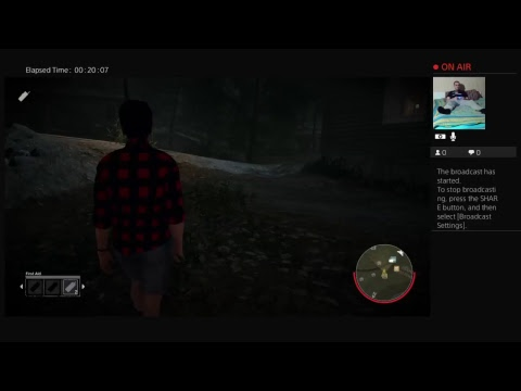 Shim Plays Friday The 13Th on PS4