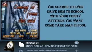 ANGEL DOOLAS - TRICKSTER LYRICS 2009