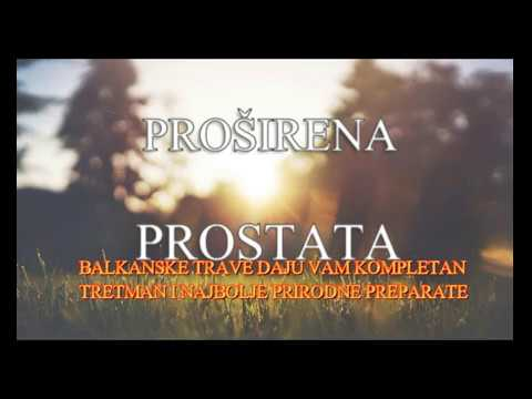 Kaj storiti z prostatitis video
