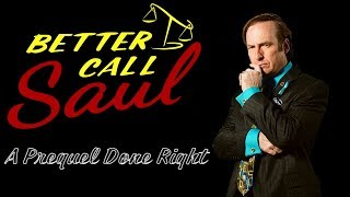 Better Call Saul - How It Avoids The Prequel Problem (with special guest Omega Reviews)