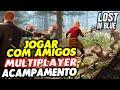 Acampamento Jogar Com Amigos Multiplayer Lost In Blue S