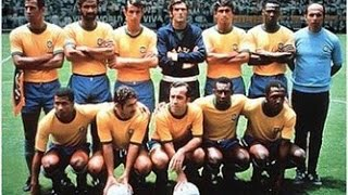Football's Greatest International Teams .. Brazil 1970