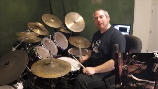 New Video Course! Basics of How to Play the Drums Way Faster and Way Better