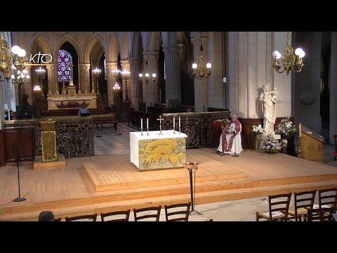 Vêpres du 9 septembre 2020 à Saint-Germain-l'Auxerrois