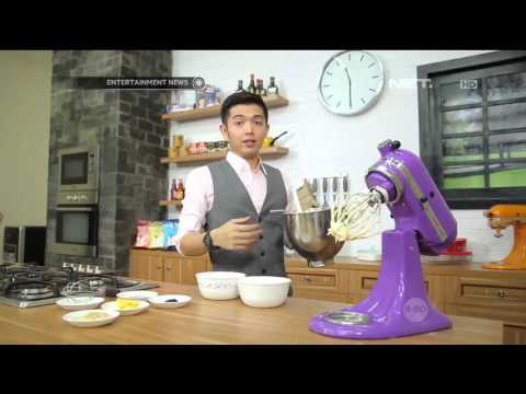 Video Cooking With Nicky Tirta Lidah Kucing