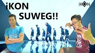 iKON - BLING BLING MV REACTION ( SUWEG!! 100% )