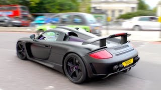 Would you DO THIS to your PORSCHE CARRERA GT? The 1of25 Gemballa Mirage GT