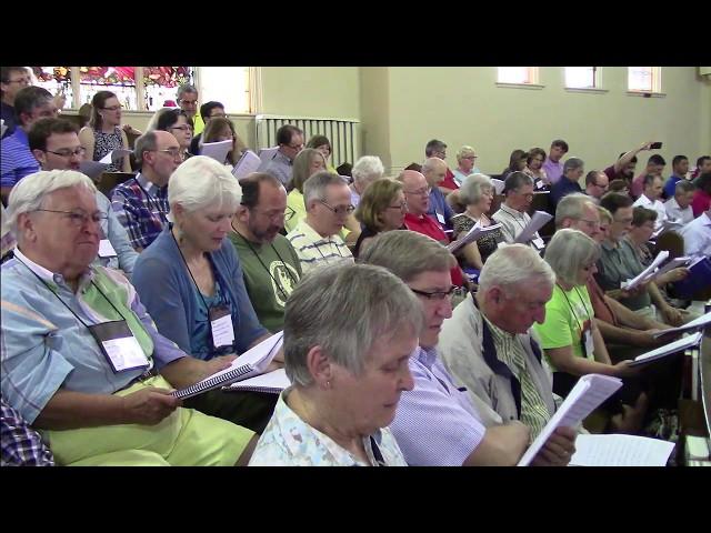Hymn Festival - Cynthia Wilson