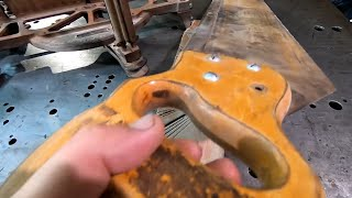 Can this Rusty saw ever be RESTORED?