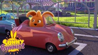 Cartoons For Children | SUNNY BUNNIES - LITTLE RACERS | Sunny Bunnies New Episode