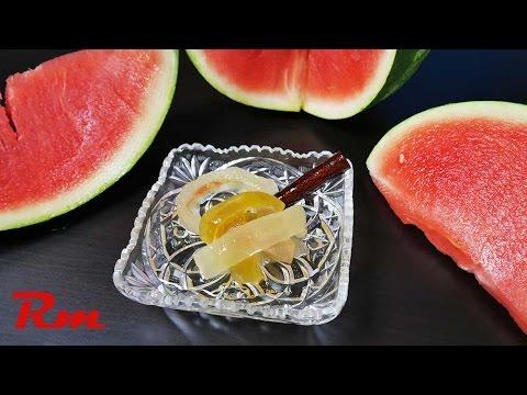 Πανεύκολο γλυκό του κουταλιού καρπούζι