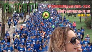 Clip NICE ZAMARO - 8ª Caminhada pela Vida