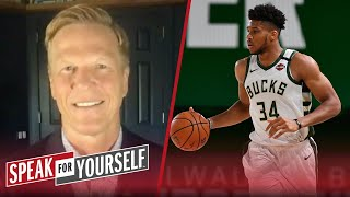 Giannis is sticking with the Bucks with or without a title — Ric Bucher | NBA | SPEAK FOR YOURSELF
