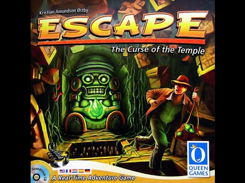 The Purge # 1224 Escape: The Curse of the Temple: Indiana Jones in Ten Minutes