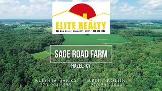 Sage Road Farm, Hazel, KY