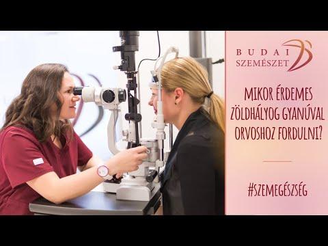 Myopia vitaminok