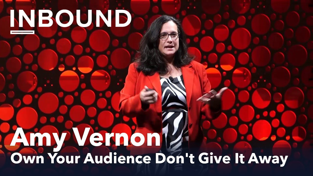 Own Your Audience: Don't Give It Away