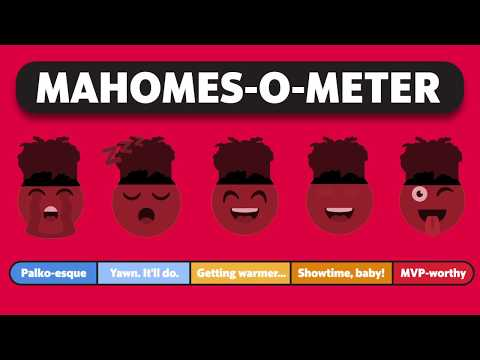 Mahomes-o-meter: Week two against the Oakland Raiders