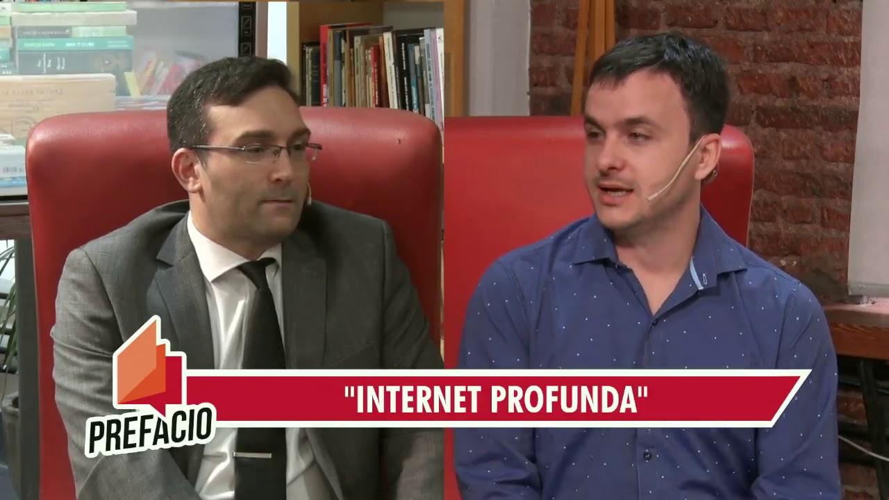 """Internet Profunda: """"El Internet superficial es una punta de todo lo que representa la deep web"""""""