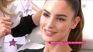 Lucia Javorčeková na Klinike YES VISAGE - Topstar