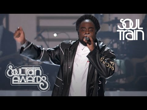 """Wale Performs """"On Chill"""" and """"Sue Me"""" With Jeremih & Kelly Price!   Soul Train Awards 2019"""