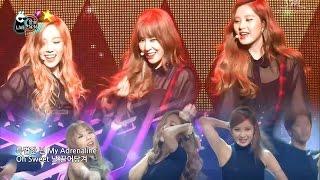 Girls' Generation-TTS 소녀시대-태티서 'Adrenaline' stage mix (720p ver.)