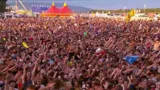 Alesso - Live @ T In The Park 2014