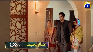 Khuda Aur Mohabbat Episode 21 Teaser   Khuda Aur Mohabbat Episode 21 Promo   Sesaon 03