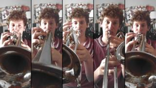 We Are the Champions for Brass Quintet with sheet music