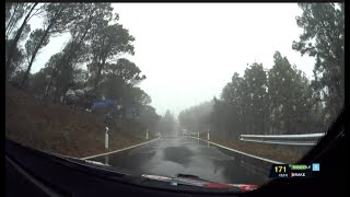 RALLY ISLAS CANARIAS 2020 - Andreas Mikkelsen onboard on ss3